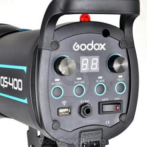 فلاش استودیویی  Godox QS400