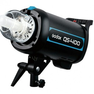 فلاش استودیویی  Godox QS400-تصویر 4