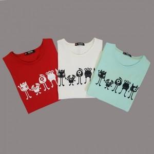 تی شرت هیولا-تصویر 2