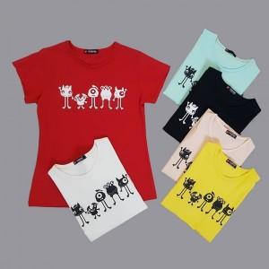 تی شرت هیولا-تصویر 4