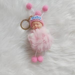 جاکلیدی زنانه مدل عروسکی بیبی Baby دست و پادار-تصویر 5