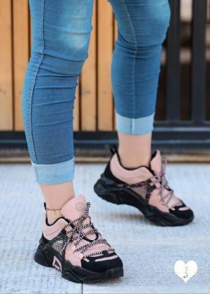 کفش کتانی اسپرت شیک-تصویر 3