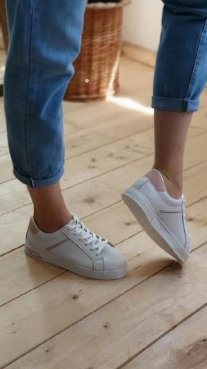 کفش کتانی ونس بغل خطی-تصویر 2