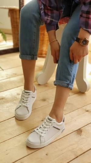 کفش کتانی ونس بغل خطی-تصویر 4