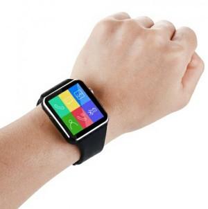 ساعت هوشمند X6D (طرح اپل جدید مشکی)