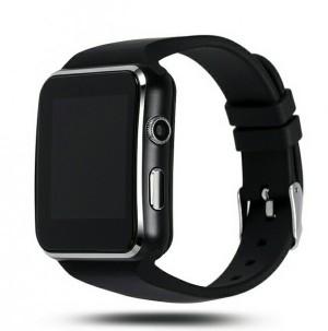 ساعت هوشمند X6D (طرح اپل جدید مشکی)-تصویر 2