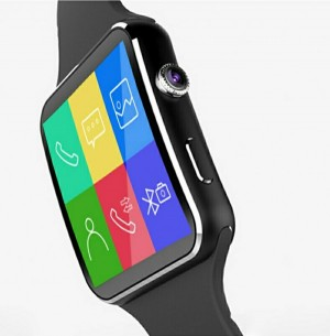 ساعت هوشمند X6D (طرح اپل جدید مشکی)-تصویر 3