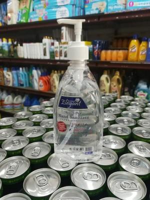 ژل ضد عفونی کننده دست 500ml  معطر-تصویر 3