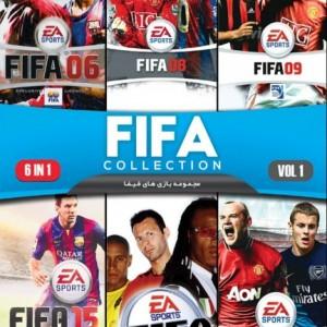 بازی کامپیوتری FIFA Collection 6in1