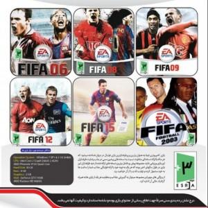 بازی کامپیوتری FIFA Collection 6in1-تصویر 2