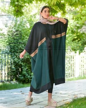 مانتو مدل نگارا خرج کار هندی-تصویر 3