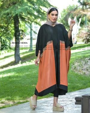 مانتو مدل نگارا خرج کار هندی-تصویر 5