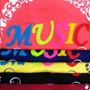 تی شرت قواره بزرگ music-تصویر 2