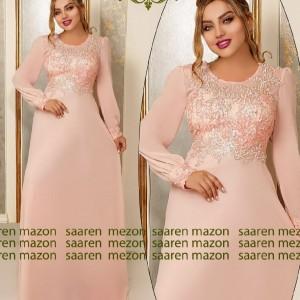 لباس مجلسی  شکوفه-تصویر 3