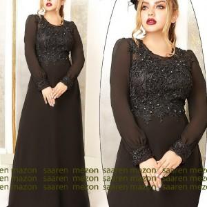 لباس مجلسی  شکوفه-تصویر 4