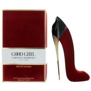 ادو پرفیوم زنانه کارولینا هررا مدل Good Girl Velvet Fatale حجم 80 میلی-تصویر 2