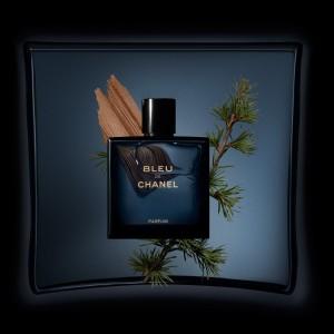ادو پرفیوم مردانه شانل مدل Bleu de Chanel Eau de Parfum حجم 100 میلی ل-تصویر 5