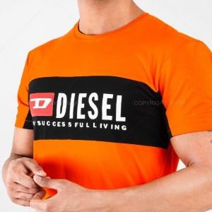 ست تیشرت و شلوار مردانه Diesel مدل 14465-تصویر 4