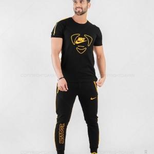 ست تیشرت و شلوار مردانه Nike مدل 14530