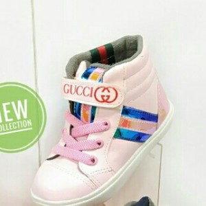 کفش ساقدار گوچی دخترانه و پسرانه-تصویر 3