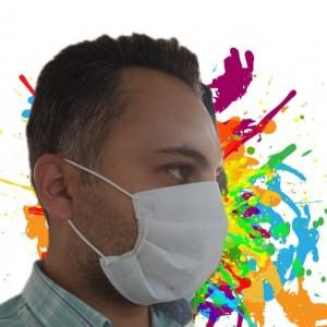 ماسک اسپان دو لایه ۱۵۰۰ عددی-تصویر 3