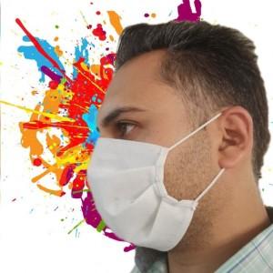 ماسک اسپان دو لایه ۱۵۰۰ عددی-تصویر 2