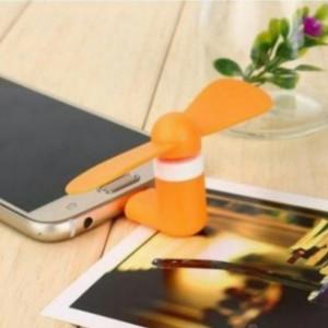 پنکه همراه مدل micro USB-تصویر 4