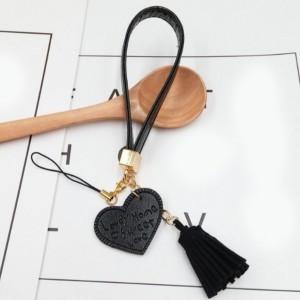آویز و بند کیف و موبایل طرح قلب-تصویر 2