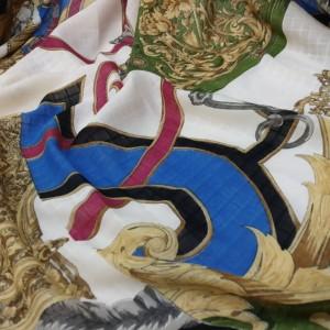 روسری پاییزه دست دوز-تصویر 3