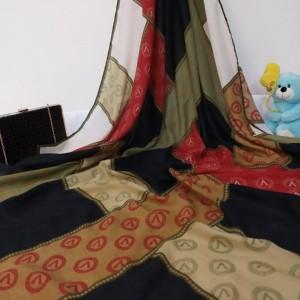 روسری پاییزه دست دوز-تصویر 2