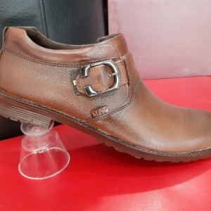 کفش چرم مردانه-تصویر 2
