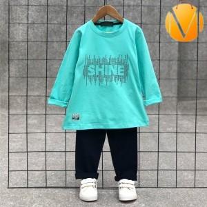 بلوز شلوار Shine ساده-تصویر 4
