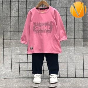 بلوز شلوار Shine ساده-تصویر 3