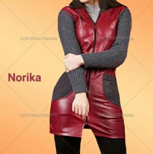 مانتو پاییزه Norika-تصویر 2