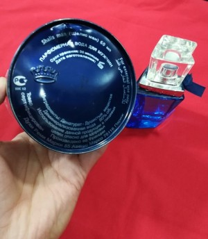 ادوکلن اصلی شالیز آبی shaliz-تصویر 5