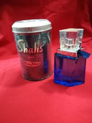 ادوکلن اصلی شالیز آبی shaliz