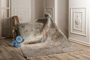 فرش زیر پایی دستباف  هشت بهشت-تصویر 2
