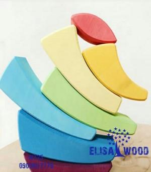 پازل چوبی کد N725-تصویر 2