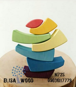 پازل چوبی کد N725-تصویر 5