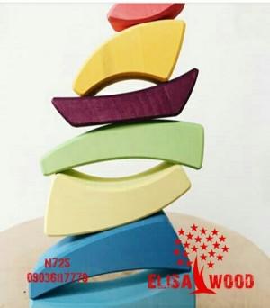 پازل چوبی کد N725-تصویر 4