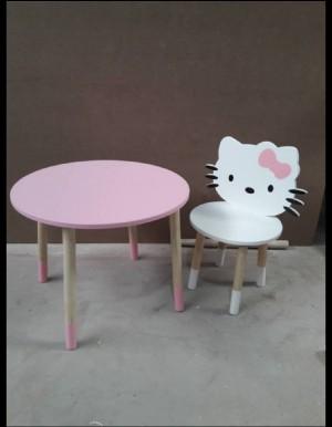 میز و صندلی کیتی
