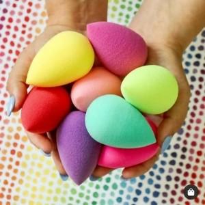 پد اسفنجی مخروطی آرایش هدی بیوتی Huda beauty-تصویر 5