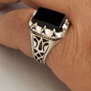 انگشتر نقره-تصویر 2