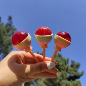 تینت لب مدل آبنباتی Candy lip tint-تصویر 2