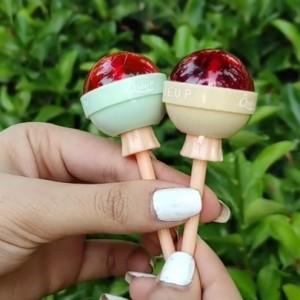 تینت لب مدل آبنباتی Candy lip tint-تصویر 4
