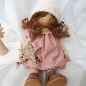 عروسک روسی مو فرفری گالری هیدی کد 1-تصویر 2