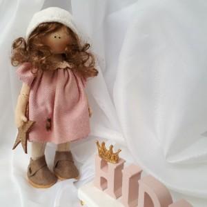 عروسک روسی مو فرفری گالری هیدی کد 1