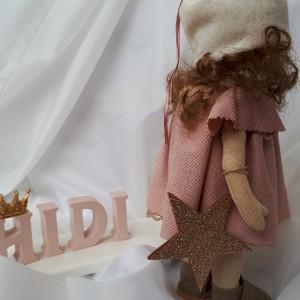 عروسک روسی مو فرفری گالری هیدی کد 1-تصویر 3