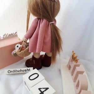 عروسک روسی خیاط هیدی کد3-تصویر 4