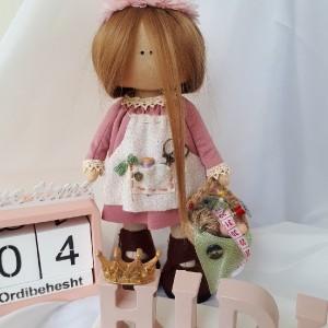 عروسک روسی خیاط هیدی کد3